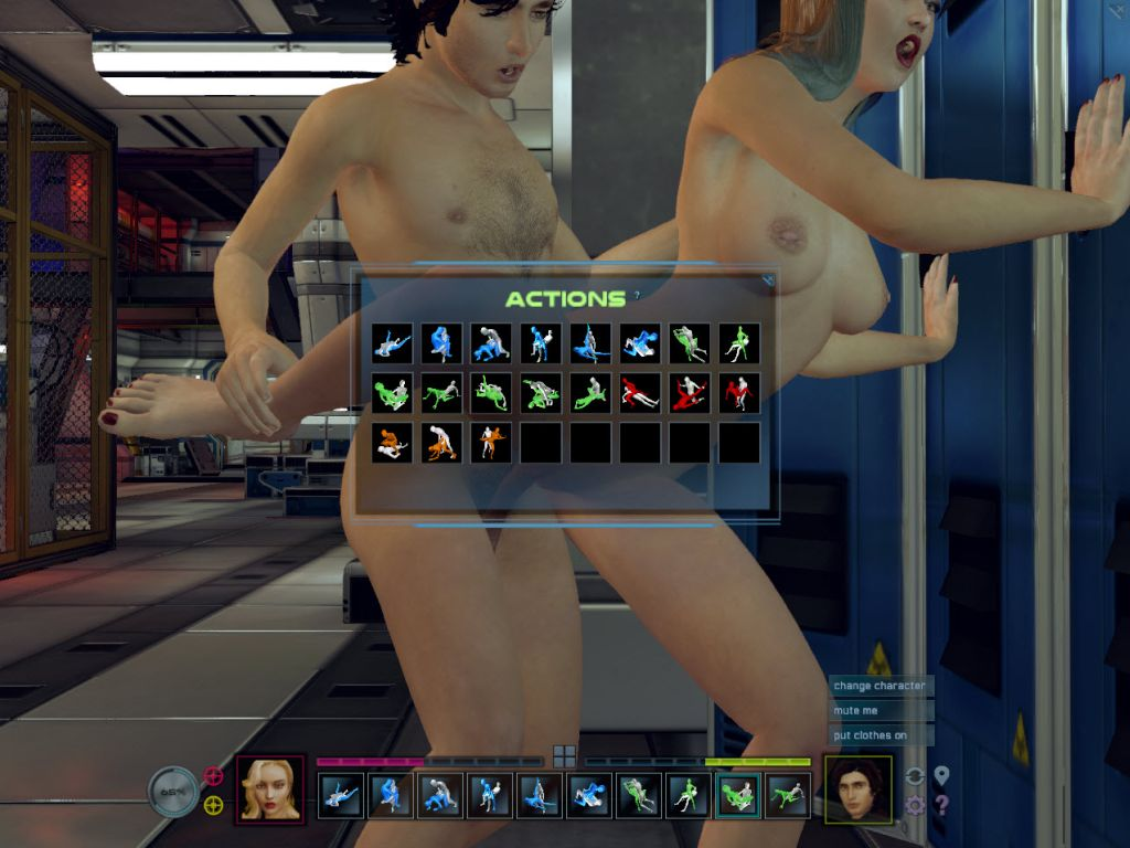 Sex browser game