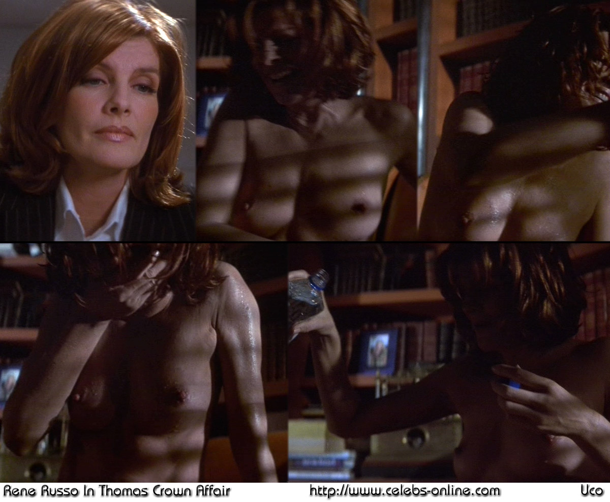 Russo naked rene Rene Russo