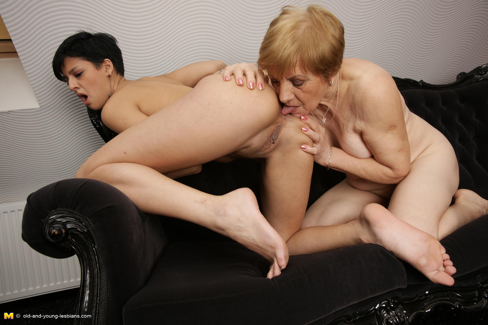 Porno old and young lesbian Pervert Lesbians