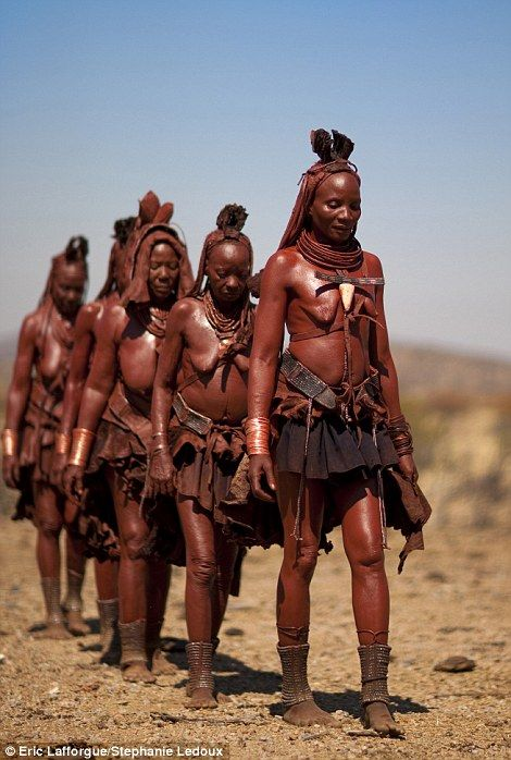 Tribes nude Meet the